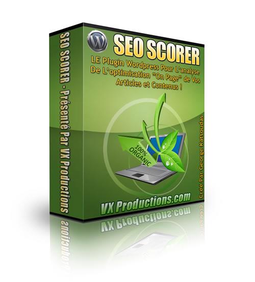 Optimisation de contenu avec SEO Scorer